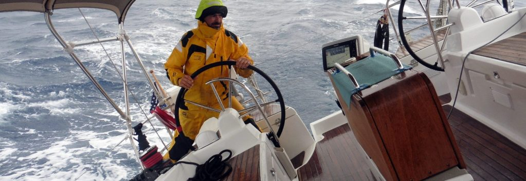 Satellite phones: Communications at sea