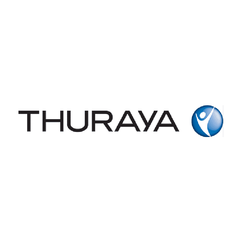 Thuraya logotipo