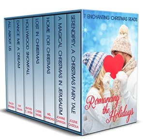 Romancing The Holidays, cover