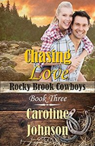 Chasing Love by Carolina Johnson