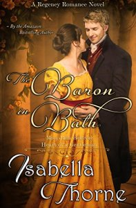The Baron In Bath By Isabella Thorne