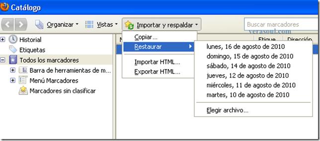 BookMarks_Firefox