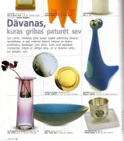 žurnāls DEKO, aprīlis 2002