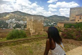 alhambra travel blogger
