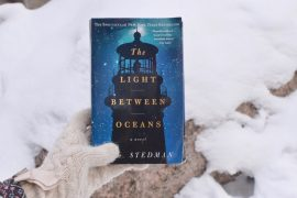 erbal Gold Blog Book Review of The Light Between Oceans