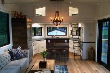hgtv tiny home living tiny house luxury tiny home tiny heirloom travel blogger travel blog