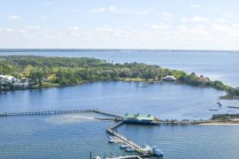 Sheraton bay point resort Florida travel blogger hotel review