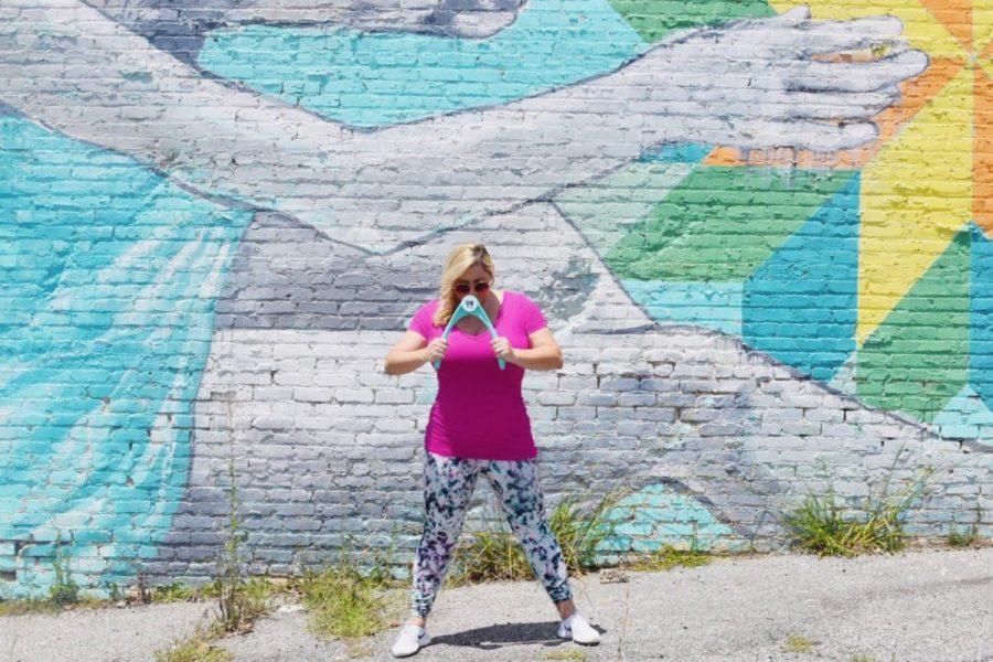 fitness blogger travel blogger travel blog ubtoner workout health fitness while traveling