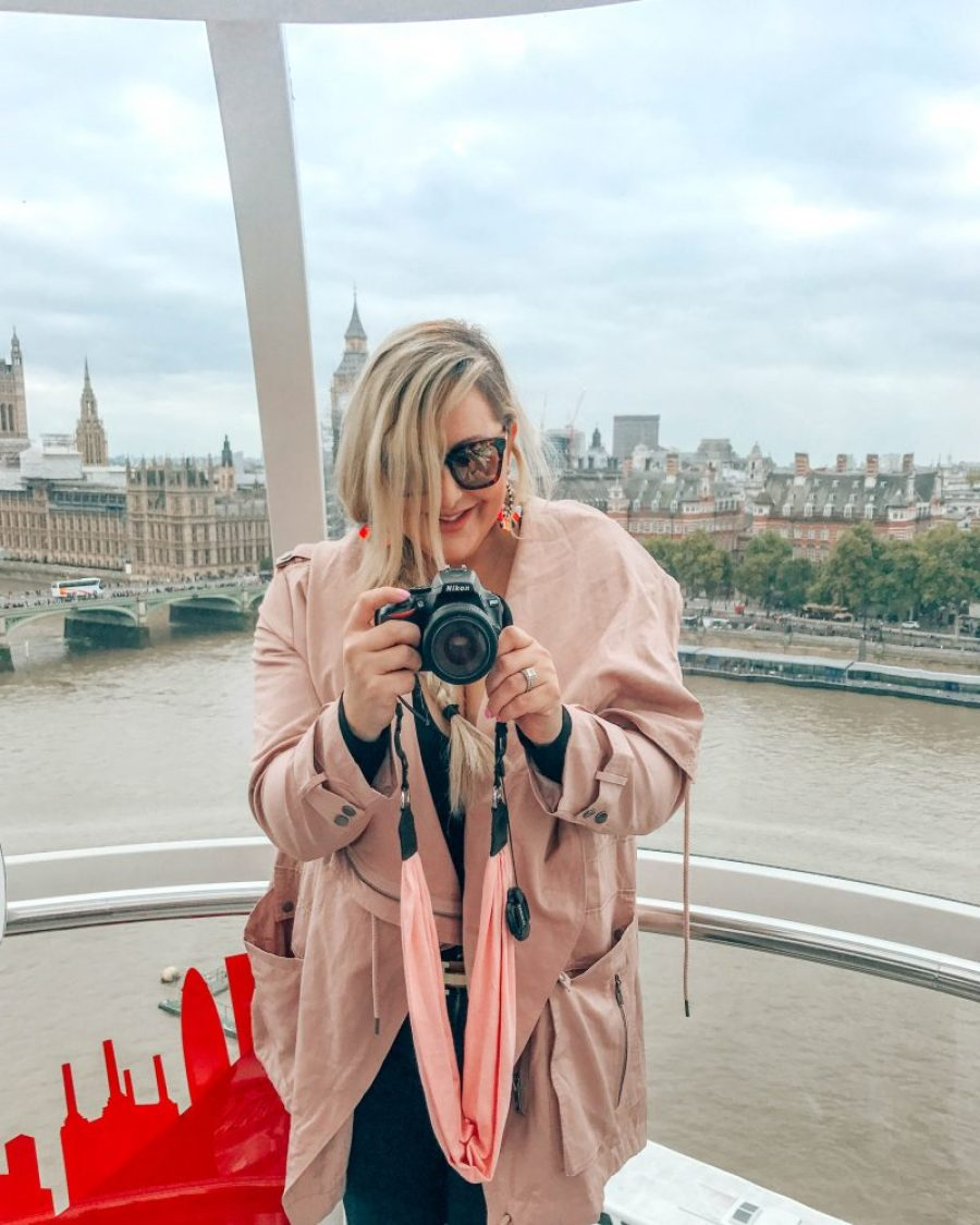 the London eye travel blogger United Kingdom England Instagram worthy London