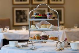 traditional English afternoon tea at the grand York England