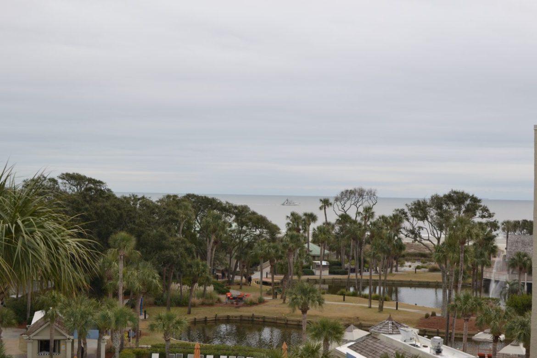 Sonesta ocean front resort Hilton head South Carolina travel blogger