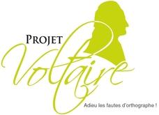 Projet Voltaire : l'orthographe ça compte !