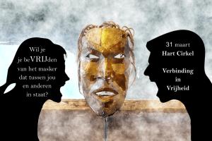 Hart Cirkel 31 maart - VRIJ van masker