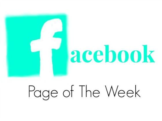 Facebook Page of The Week