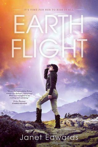 earth flight janet edwards