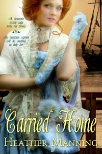Carried Home by Heather Manning