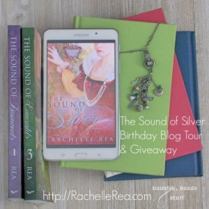 The Sound of Silver BIRTHDAY BLOG TOUR + Review + Giveaway: ALL DA CUTENESS THOUGH
