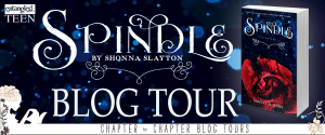 Spindle by Shonna Slayton: Blog Tour + Giveaway: More Historical Than Fantasy, But Still A Cute Romance