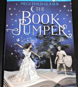 The Book Jumper by Mechthild Gläser: Excellent Premise... But Characters And Writing Didn't Work For Me