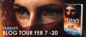 Island of Exiles by Erica Cameron: Blog Tour + Book Review + Giveaway: An Immersive Experience Like No Other