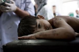 Aleppo, Syria - 08/12