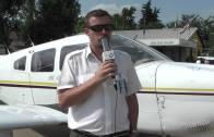 Volare per passione e… per lavoro.