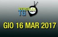 TG – Gio 16 Mar 2017