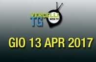 TG – Gio 13 Apr 2017