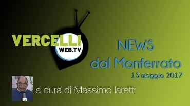 NEWS dal Monferrato – 13 maggio 2017