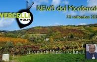 NEWS dal Monferrato – 23 settembre 2017