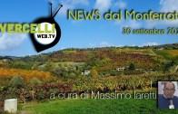NEWS dal Monferrato – 30 settembre 2017