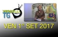 TG – Ven 1° Set 2017