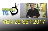 TG – Ven 29 Set 2017