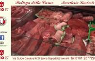ROSSO 27, Bottega della Carne, Vercelli