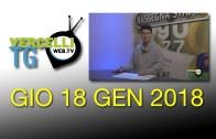 TG – Gio 18 Gen 2018