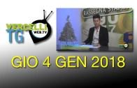TG – Gio 4 Gen 2018