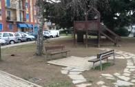 """""""Vercelli che non va"""": i parchi dei bambini."""