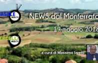 NEWS dal Monferrato – 19 maggio 2018