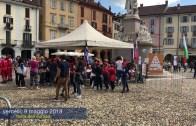 Vercelli, 9 maggio 2018: Festa dell'Europa