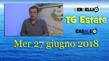 TG Estate – Mar 26 Giu 2018
