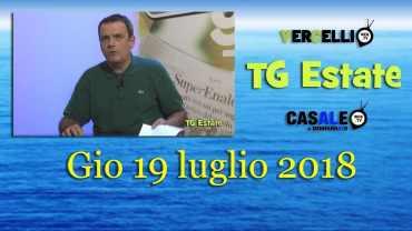 TG Estate – Gio 19 Lug 2018