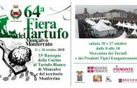 Moncalvo: la 64a Edizione della Fiera del Tartufo