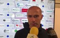 Pro Vercelli-Piacenza 1-1: Arnaldo Franzini, allenatore Piacenza
