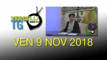 TG – Ven 9 Nov 2018