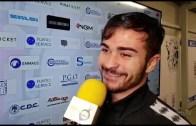 Pro Vercelli – Olbia 1-1: Alesandro Sangiorgi, centrocampista Pro Vercelli