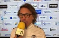 Pro Vercelli – Pistoiese 1-0: Vito Grieco, allenatore Pro Vercelli