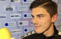 Pro Vercelli – Albissola 1-0: Filippo Berra, difensore Pro Vercelli
