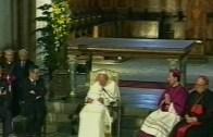 Venti anni fa un Papa in Sant'Andrea