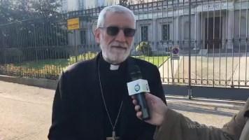 Gli auguri di Pasqua di Mons.Marco Arnolfo, Arcivescovo di Vercelli