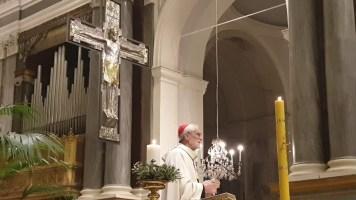 Pasqua 2019: la messa del mattino in Duomo a Vercelli